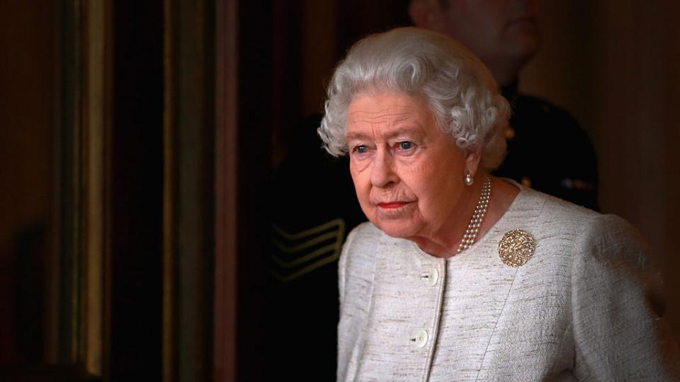 Тайно писмо разкрива реакцията на кралица Елизабет след смъртта на Даяна