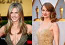 Ема Стоун и Дженифър Анистън са най-високоплатените актриси в холивуд