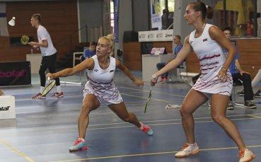Четири български двойки са на 1/4-финали на турнира в София