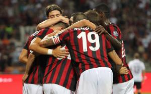 Милан с единия крак в ЛЕ след голово шоу на Сан Сиро