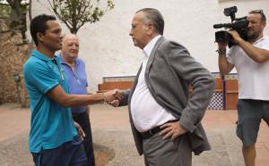 Атентатът в Барселона отложи представянето на новия нападател на Виляреал