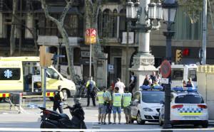 Дъщерята на Камата след атентата в Каталуня: Обичам те, Барселона