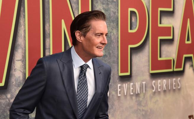 Звездата на Twin Peaks - Кайл Маклоклан.