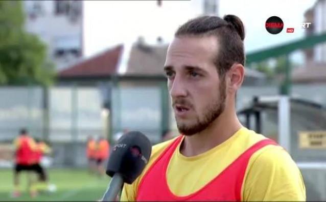 Стивън Петков: Целта ми е 20 гола през този сезон
