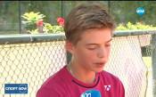 Пьотр Несторов – следващата ярка надежда на родния тенис