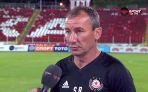 Стамен Белчев: Надявам се да подчиним Берое