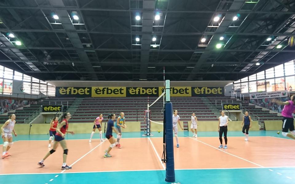 Втора победа за България на световните квалификации  по волейбол при жените