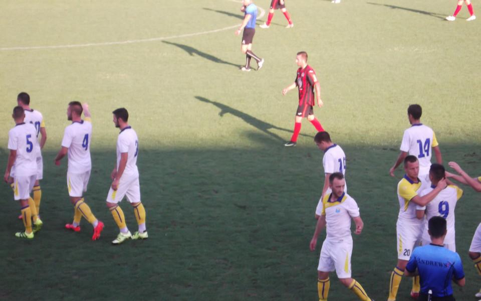 В Марица не приеха оставката на треньора
