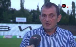 Загорчич: Изиграхме най-слабия си мач, откакто поех отбора