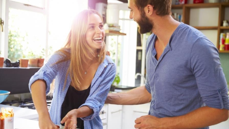 5 ястия за всеки етап от връзката ви