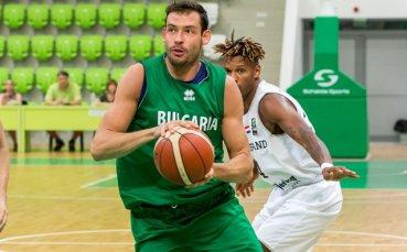 Баскетболен национал ще продължи кариерата си в Чехия