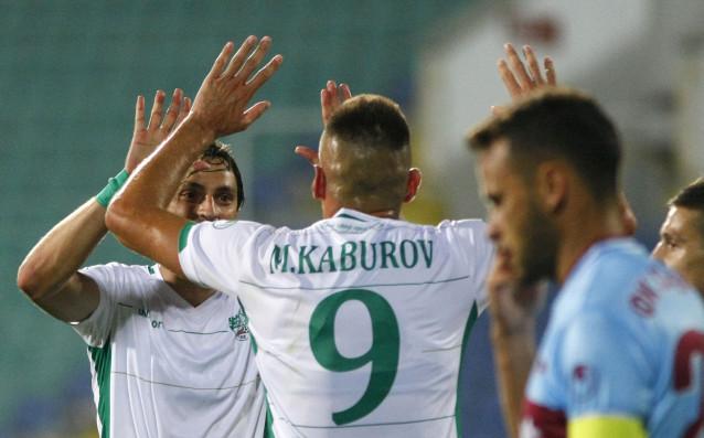 Вечният Камбуров е в Топ 3 на голмайсторите в историята