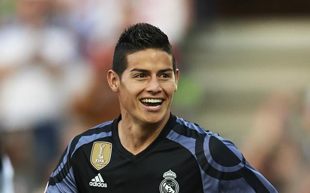 Реал Мадрид не е затворена страница за Хамес