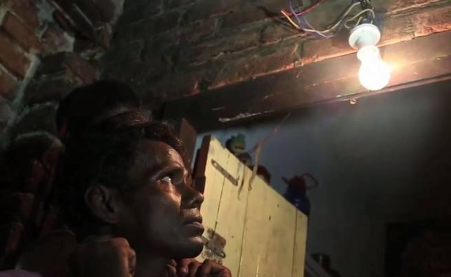 Човекът-проводник Нареш Кумар