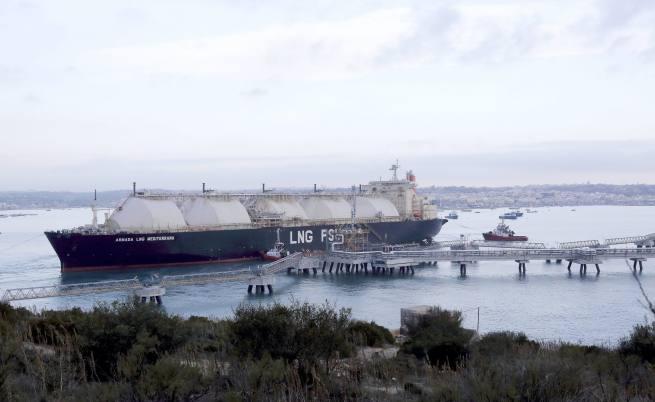 Турция с рекорден 363% скок на вноса на природен газ от САЩ