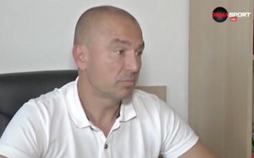 Дунав потвърди раздялата с Орачев, оставя отбора на досегашните помощници