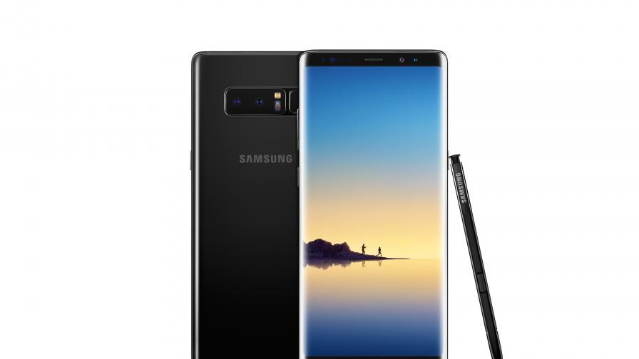 Note 8 стана най-скъпият смартфон на Samsung досега