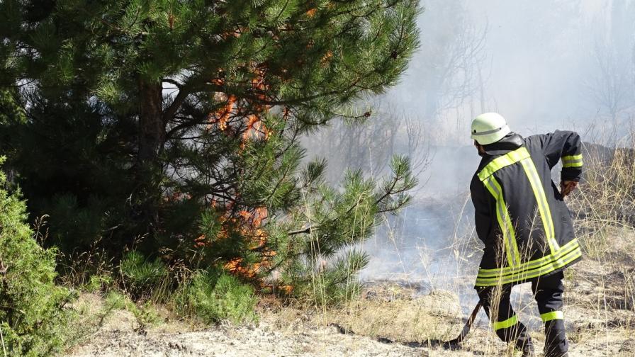 Пожарникар: Да не сме хора втора употреба