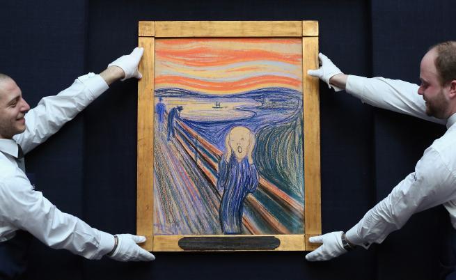 Най-паметните кражби на произведения на изкуството