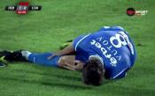 Антонио Вутов отпадна от състава на младежкия национален отбор