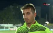 В Септември: Ники Митов вдигна настроението в отбора