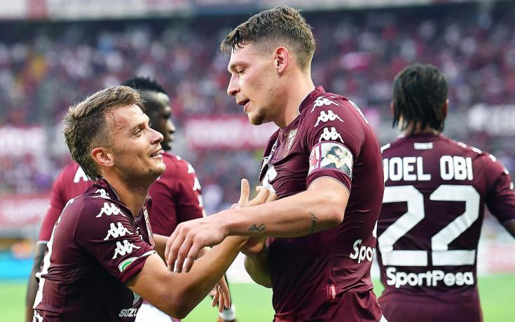 Торино срази Сасуоло с магически дебют от Белоти