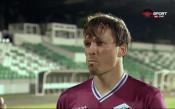 Галчев посвети победата на уволнения треньор на Септември