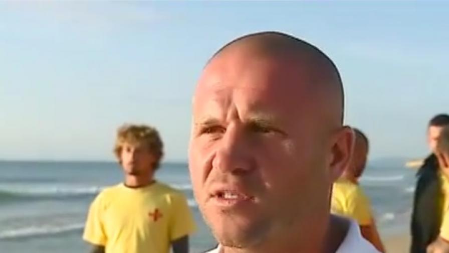 Спасител след боя на плажа: Ние не сме звероукротители