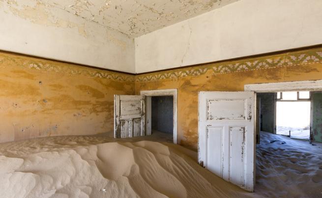 Град Колманскоп, Намибия