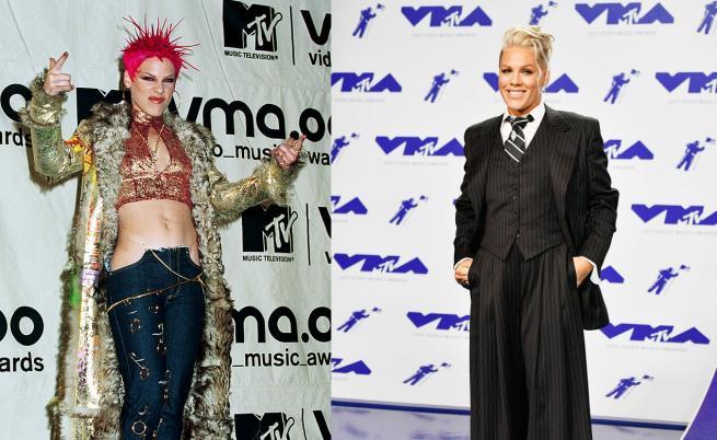 Как са се променили звездите на MTV от 1999 г. до днес