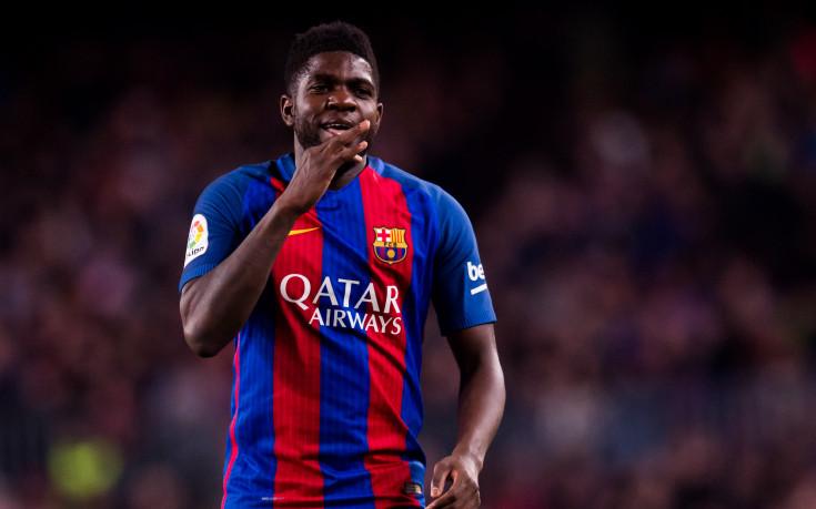 Умтити: Ленгле е много добър футболист