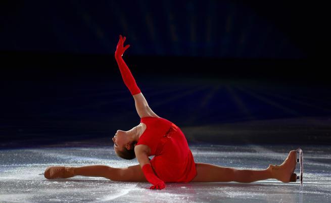 Тъжният обрат в живота на най-младата олимпийска шампионка