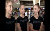 Момичетата от ансамбъла очакват Световното първенство