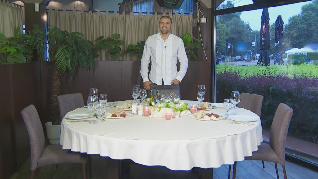Тервел Пулев ще покаже какво може в кухнята в Черешката на тортата<strong> източник: NOVA</strong>