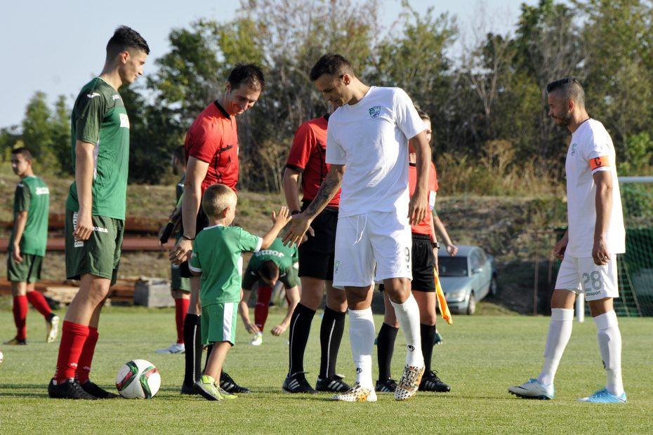 Берое - България U21 2:0<strong> източник: Beroe.bg</strong>