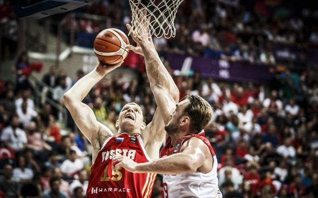 Тимофей Мозгов източник: FIBA.com