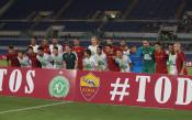 Рома победи Шапекоензе в благотворителна среща