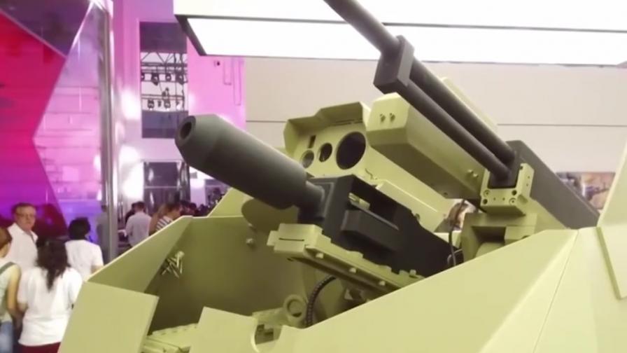 Това са най-новите руски оръжия