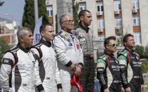 Пламен Стайков с победа на рали Сливен