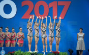 Художествена гимнастика<strong> източник: facebook.com/BGRGfederation/</strong>