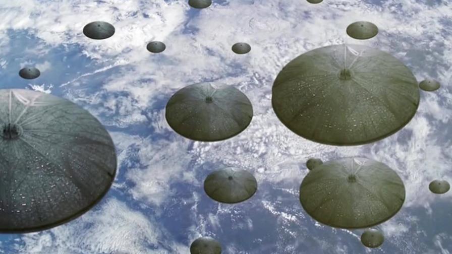 НЛО - разсекретените архиви говорят