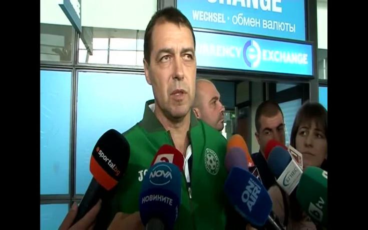 Хубчев: Някои трябва да са с по-голяма отговорност за България