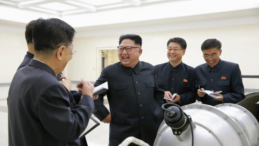 Мистериозно посещение от КНДР в Пекин. Китай наложи цензура