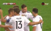 Германия - Норвегия 4:0 /полувреме/