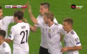Германия - Норвегия 6:0 /репортаж/