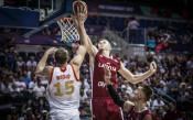 Латвия спря победния ход на Русия