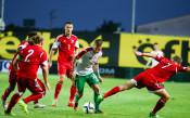 България - Люксембург 0:1 (европейска квалификация за младежи)