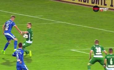 Имаше ли дузпа за Левски срещу Лудогорец?