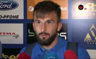 Васил Панайотов: Съжаляваме, че не победихме