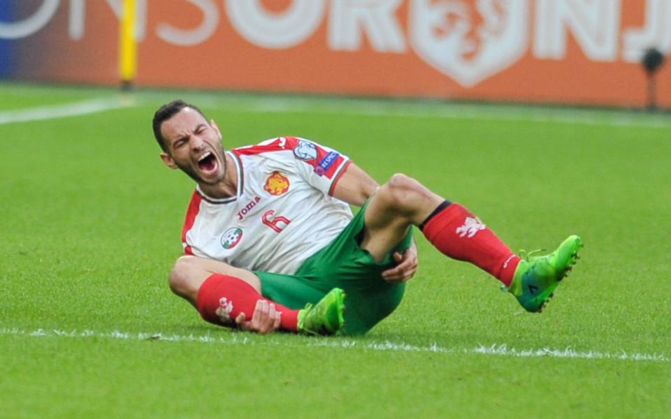 Симеон Славчев се завърна в Спортинг,  започна подготовка